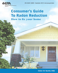 A Consumer's Guide to Radon Reduction
